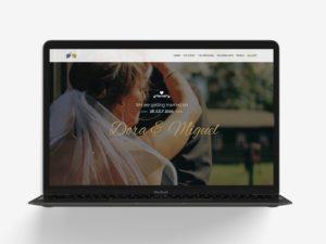 Wedding Webpage