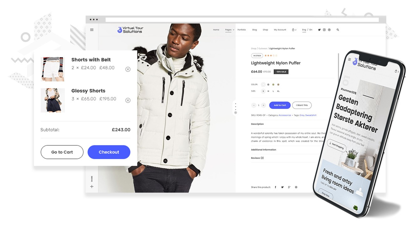 Web Design Charlotte - NC